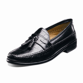 Men's Pisa Tassel - Black