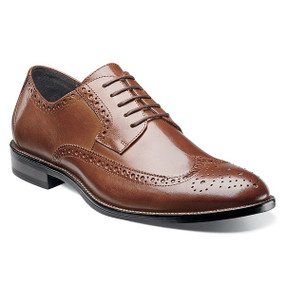 Stacy Adams Men's Garrison - Cognac