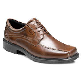 Men's Helsinki Bicycle Oxford Tie - Cocoa Brown