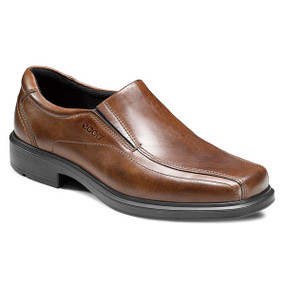ECCO Men's Helsinki Slip On - Cocoa Brown
