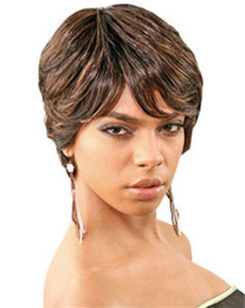 100% Human Hair Full Wig - BINA by Femi