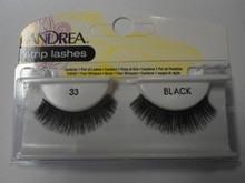 Andrea Modlash Strip Lash Pair 33 Black (Pack of 4)