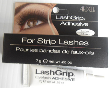 Ardell LashGrip Adhesive For Strip Lashes - Clear