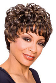Human Hair Full Wig - Melissa