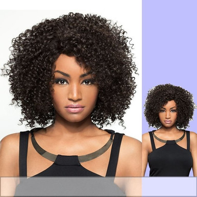 Heat Fusion Lace Front Wig - Kassidy - High Temperature Fibers Heat Ok