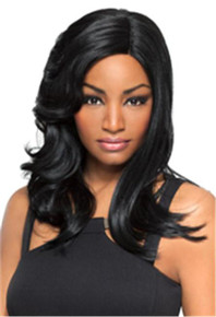Heat Fusion Lace Front Wig - Tawny - High Temperature Fibers - Heat Ok