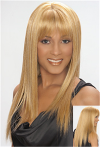 Synthetic Hair Full Wig - Bernadette