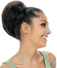 Synthetic Hair Drawstring Ponytail - Samba-88