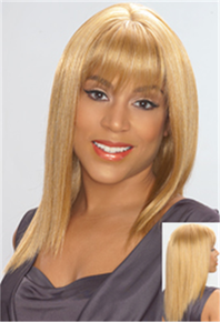 Synthetic Hair Full Wig - Bertha