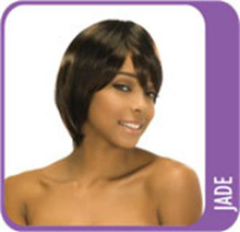 Synthetic Hair Full Wig - Jade