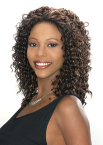 Synthetic Lace Front Wig - Constance
