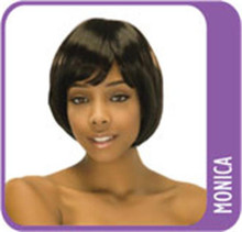 Synthetic Hair Full Wig - Monica