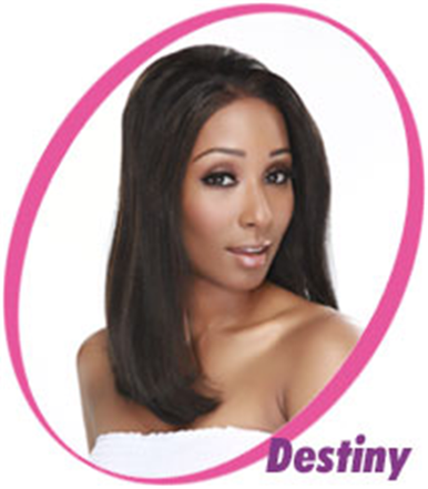 Synthetic Lace Front Wig - Destiny