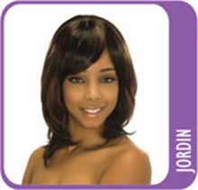 Synthetic Hair Full Wig - Jordin