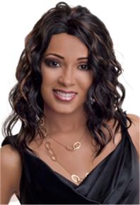 Synthetic Lace Front Wig - Brook