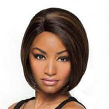 Heat Fusion Lace Front Wig - Monica - High Temperature Fibers Heat Ok