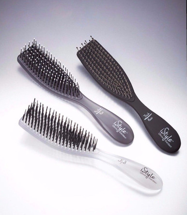Olivia Garden iStyle 3pc (Fine, Medium, and Thick Hair) Brush Bag Deal