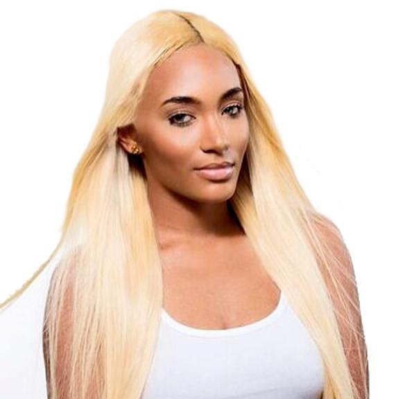 Russian Blonde Closures