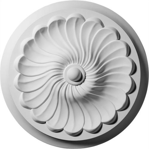Ceiling Medallion - CM12FL - Flower
