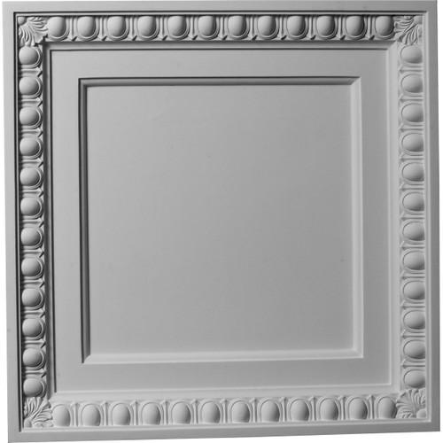 Ceiling Tile - CT24X24EG - Egg and Dart