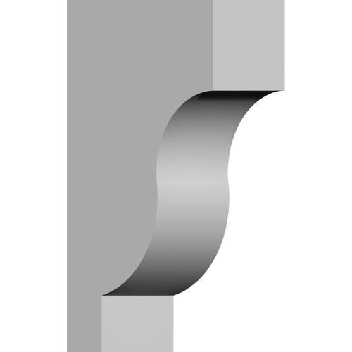 COR02X06X10TR - Traditional Corbel