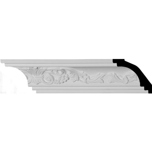 MLD02X02X03QU - Crown Molding