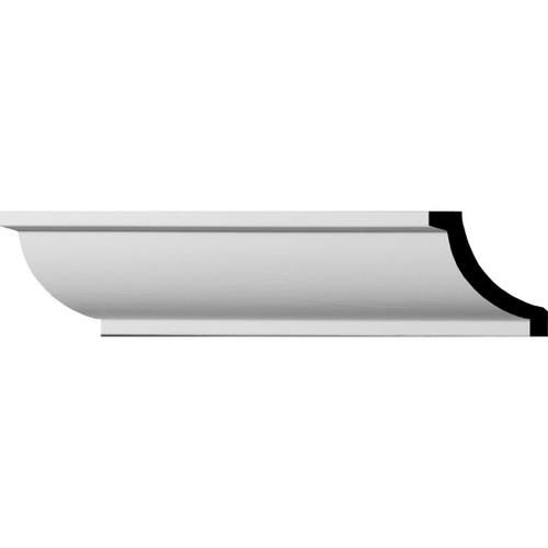 MLD01X01X02AS - Ashford Crown Molding