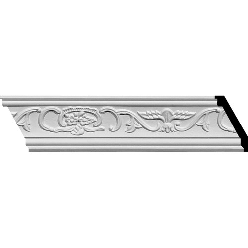 MLD02X01X03PI - Crown Molding