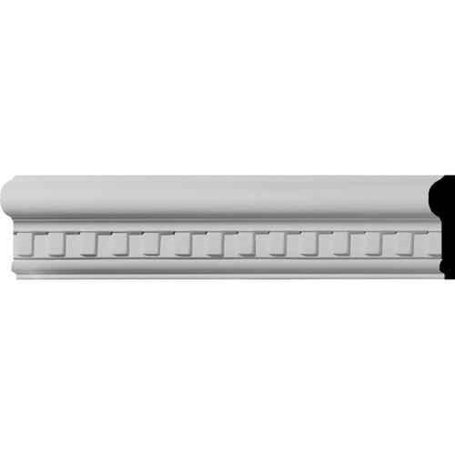 MLD02X01SW - Chair Rail Molding