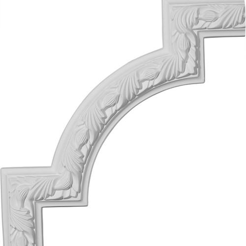 MLD07X01WE - Chair Rail Molding