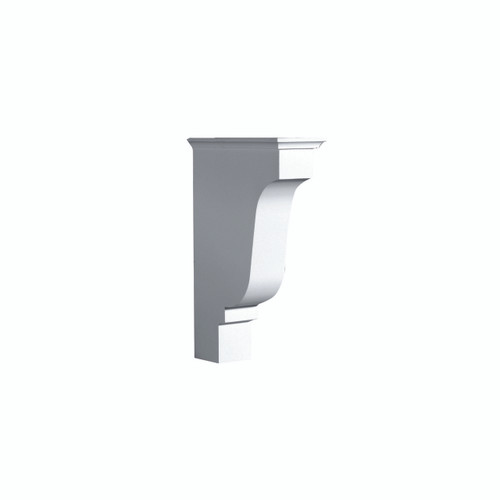 Fypon BKT11X16 - 10-1/2X16-3/16X4-3/8 Smooth Bracket