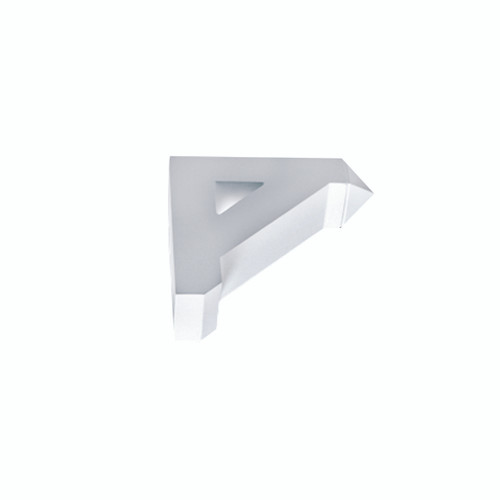 Fypon BKT12X12X4 - 12X12X3-1/2 Smooth Bracket