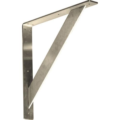 BKTM02X16X16TRSS - Traditional Metal Bracket