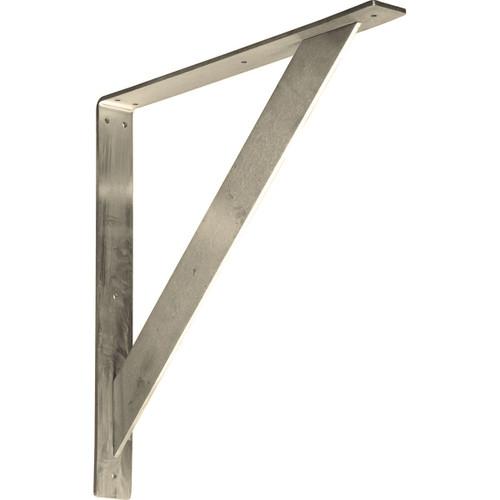 BKTM02X18X18TRSS - Traditional Metal Bracket