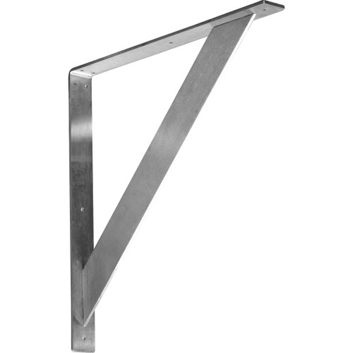 BKTM02X20X20TRCRS - Traditional Metal Bracket