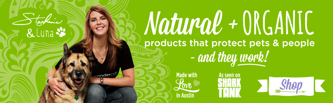Natural + Organic Pet & People Protection