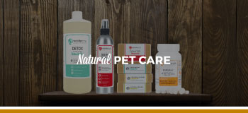Shop Natural Pet Products