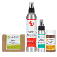 Natural Skin Care Bundle | Full Body Support
