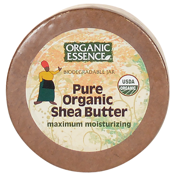 Organic Pure Shea Butter - Top
