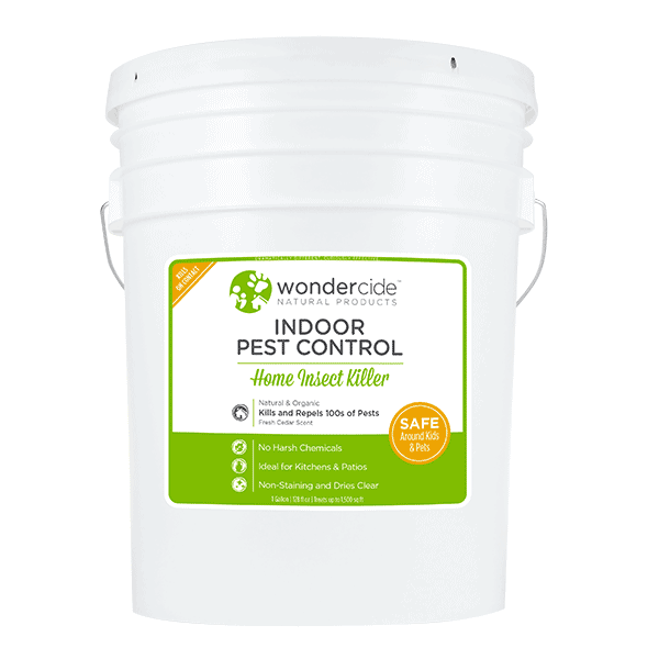 INDOOR | Natural Pest Control | 5 Gallon Cedar