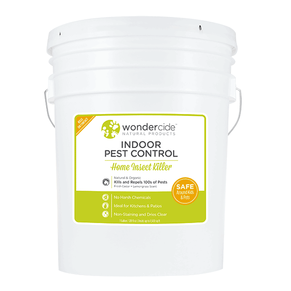 INDOOR | Natural Pest Control | 5 Gallon Cedar + Lemongrass