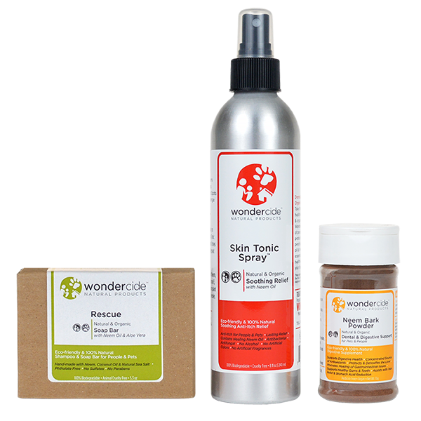 Organic Family Favorites Bundle with Rescue Soap