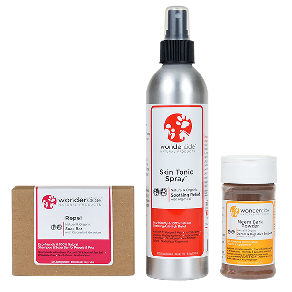 Organic Family Favorites Bundle with Repel Soap