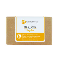 Natural & Organic Soap Bar with Honey | MOISTURIZE