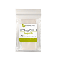 HYPOALLERGENIC | Sensitive Skin Shampoo Bar | Sample