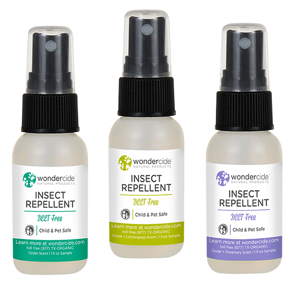 Insect Repellent Scent Sampler