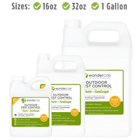 OUTDOOR | Natural Pest Control Concentrate | Available in 16oz, 32oz, 1 Gallon