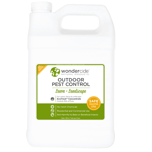 OUTDOOR | Natural Pest Control Concentrate | Kills & Repels 100s of Pests | Gallon