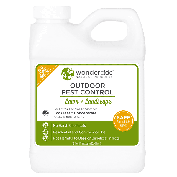 OUTDOOR | Natural Pest Control Concentrate | Kills & Repels 100s of Pests | 16 oz
