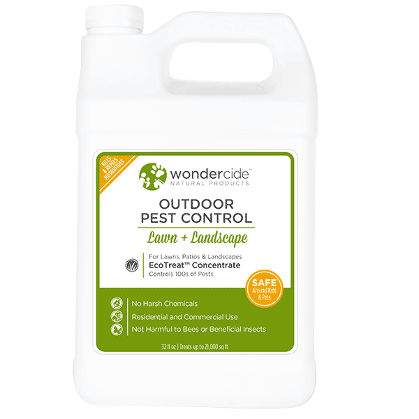 OUTDOOR | Natural Pest Control Concentrate | Kills & Repels 100s of Pests | 32 oz